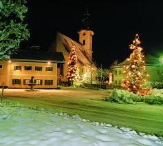 Het Stille Nachtmuseum in Arnsdorf © Stille Nacht Gesellschaft