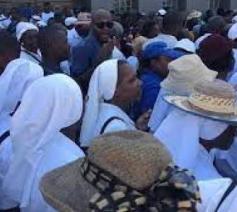 Religieuzen in Haïti © Fides