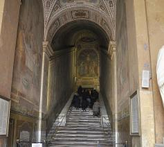 De Scala Sancta in Rome © Wikipedia