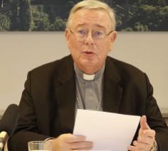 Aartsbisschop Jean-Claude Hollerich ©  Diözes Lëtzebuerg