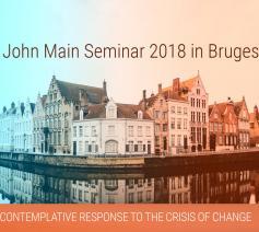 John Main Seminar 2018 in Brugge © www.jms2018.org