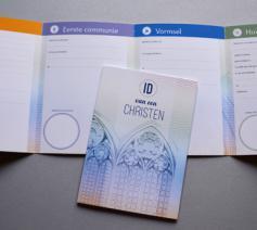 Identiteitskaart van een christen © Buggenhoutse parochies