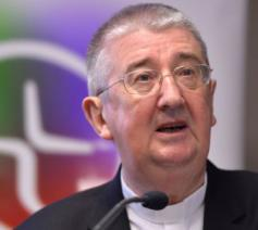 Aartsbisschop Diarmuid Martin van Dublin © CBCI/Alan Betson