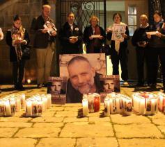 Islamitisch-christelijke wake voor de bevrijding van Paolo Dall'Oglio en voor Syrië © Jesuit Church St Joseph, Monot, Beirut