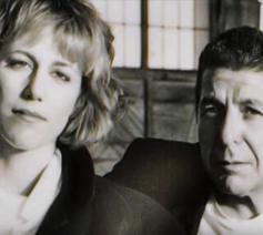 Jennifer Warnes en Leonard Cohen.