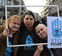 Mensen in armoede uit hun isolement halen en versterken, dat is het streefdoel van ATD Vierde Wereld.