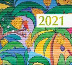De Kleurrijke Kalender 2021  © KWB intercultureel