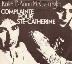 Kate en Anna McGarrigle en 'Complainte pour Ste Catherine'