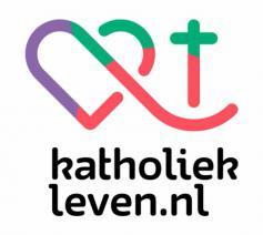 Het winnende logo van het online platform katholiekleven.nl © katholiekleven.nl