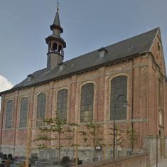 Kartuizerkerk= parochiekerk in Sint - Martens - Lierde. © Kartuizerkerk (c) onroerend erfgoed