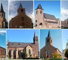 Kerken Erpe-Mere