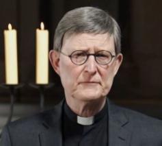 Kardinaal Woelki, de aartsbisschop van Keulen © aartsbisdom Keulen