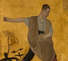 Gustave van de Woestyne, De slechte zaaier, 1908