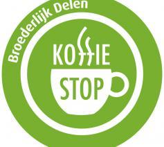 Logo koffiestop