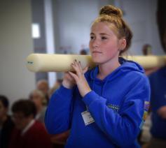 Lourdes 2018 Brugse diocesane dienst bedevaarten (Vlaanderens Bedevaarten)  © Inge Cordemans