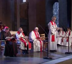 Herdenking van 500 jaar Reformatie in de lutherse kathedraal van Lund © RadVat/CTV