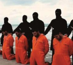 De Koptische martelaren © CRC