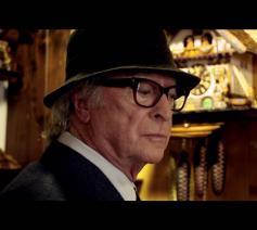 Michael Caine schittert als een oude componist. © Indigo Film