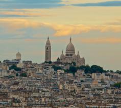 Parijs, Sacre Coeur © Wikicommons