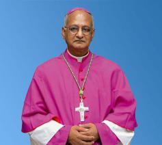 Aartsbisschop Moses M. Costa van Chittagong in Bangladesh © VaticanNews