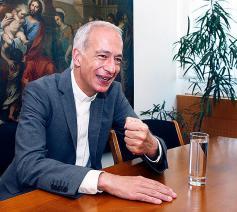 Michael Landau, voorzitter van Caritas Europa © Caritas Oostenrijk