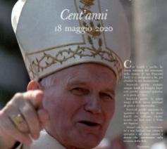Honderd jaar paus Joannes Paulus II © Osservatore Romano
