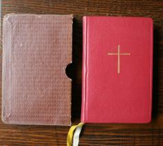 Missaal uit 1960.