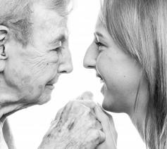Wat ouderen jongeren te bieden hebben #ouderenweek © Foto Anje Olaerts, Vlaamse Ouderenraad