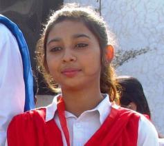 Maira Shahbaz uit Faisalabad © Kerk in Nood