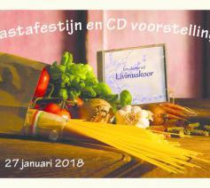 Ledeberg, Livinuskoor, CD-voorstelling, pastafestijn