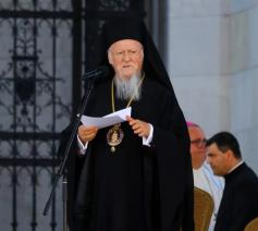 Patriarch Bartholomeus © IEC