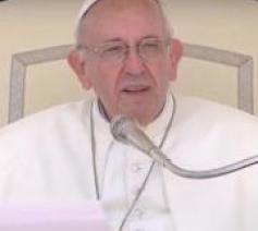 paus Franciscus © (c) Kerknet