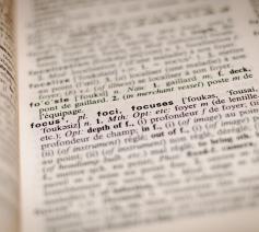 De evidenties van je eigen taal worden vaak pas duidelijk als je geconfronteerd wordt met een andere taal. © Pexels