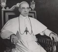 Paus Pius XII © rr.