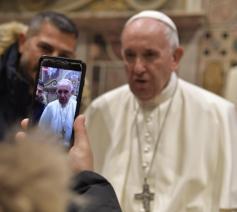 Paus Franciscus © Vatican Media