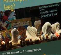 Staan de Antwerpse kerken leeg? © Fotografencollectief Brandpunt 23