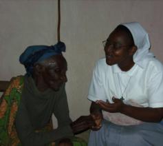 zusters in Rwanda © zrs bernardinnen