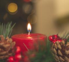Advent is samen op weg naar Kerstmis. © Pexels.com