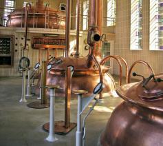 De brouwerij van de trappisten van Rochefort © Abbaye Notre-Dame de Saint-Rémy