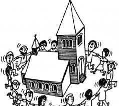 intiatie - gemeenschaspvorming © cc Dienst catechese Brussel
