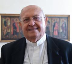 Kardinaal Sandri © Marco Calvarese/SIR