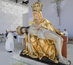 O.-L-Vrouw van 7 smarten © Vatican Media