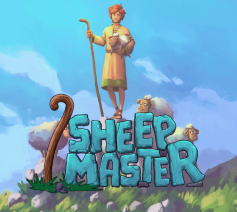 Sheep Master is een videogame waarin je een 'goede herder' leert zijn. © Sunland Entertainment