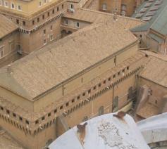 Sixtijnse kapel. © Aleteia.org