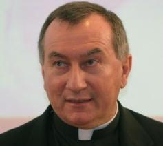 Kardinaal Pietro Parolin © SIR