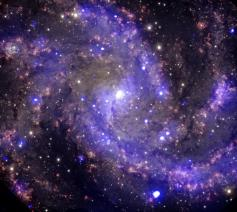 Supersterren... © NASA