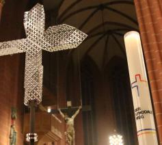 Openingsdienst van de Synodale Weg in Frankfurt © Der Synodale Weg