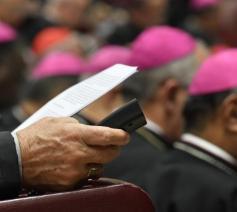 Bisschoppensynode © Vatican Media