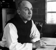 Thomas Merton 1915-1968 © Photograph of Thomas Merton by John Howard Griffin. Used with Permission of the Merton Legacy Trust and the Thomas Merton Center at Bellarmine University.
