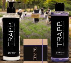 Het lavendelpakket dat de zusters aanbieden via hun webshop © TRAPP